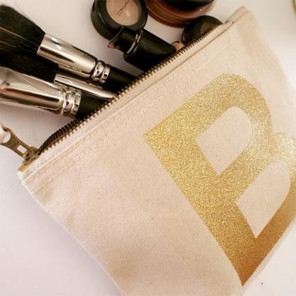Bags---Personalised-Makeup-Bag---Inital-