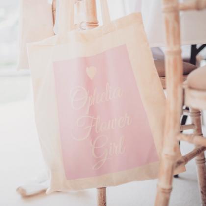 Bags : Wedding, Flower Girl Bag