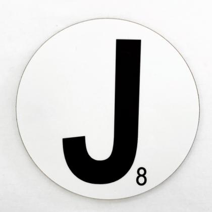 Coaster Scrabble
