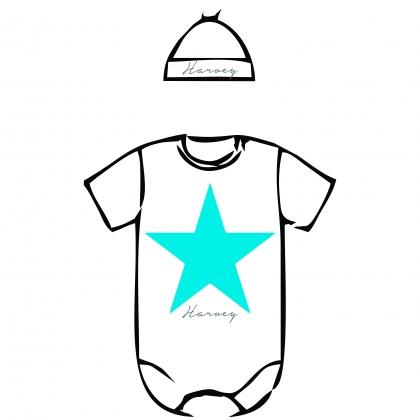 baby pack boy - star