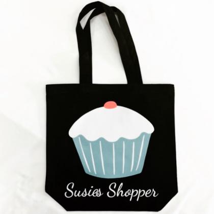 Bag - Cupcake
