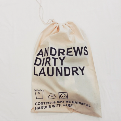 Bags - Dirty Laundry Bag